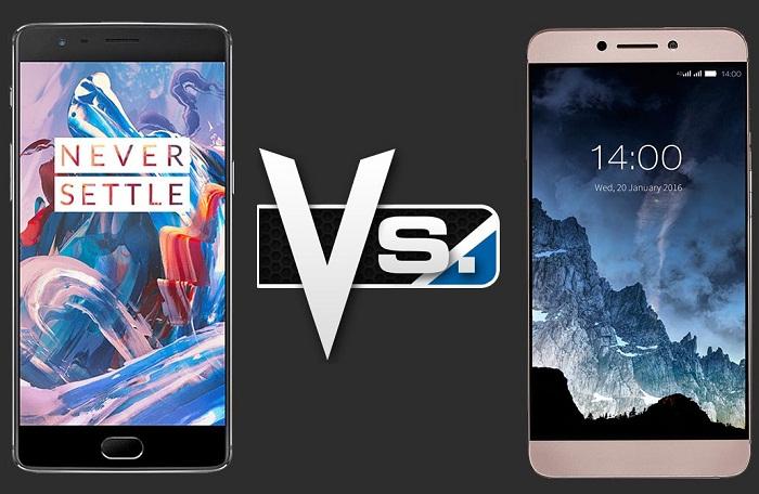 Le Max 2 VS OnePlus 3-1-